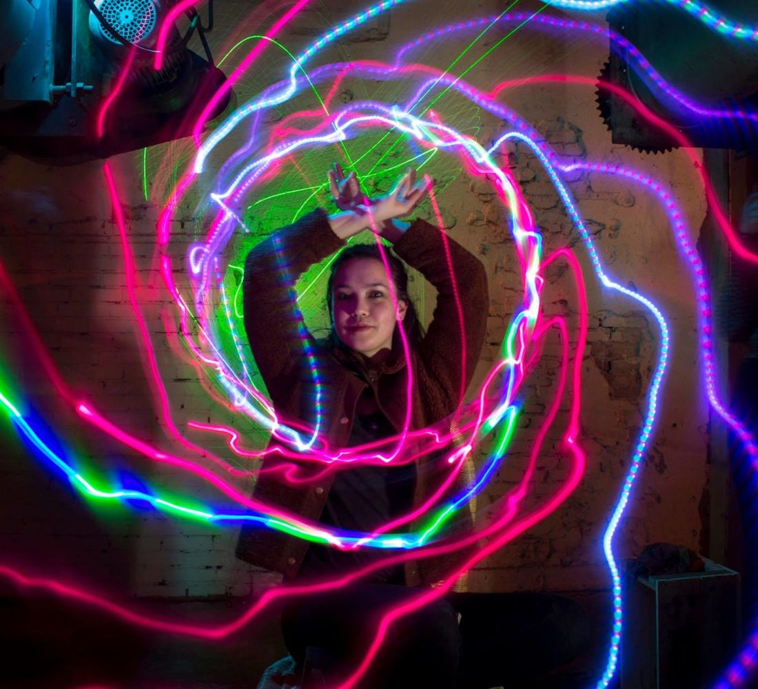 Lightpaint Photobooth